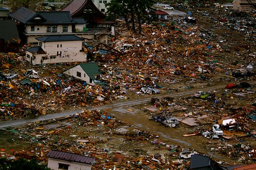 Earthquake and Tsunami Japan