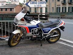 Honda CX650 Turbo