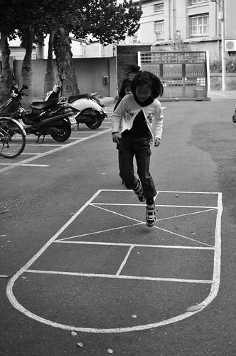 【Video】兒時記憶:跳房子(7.5ys)