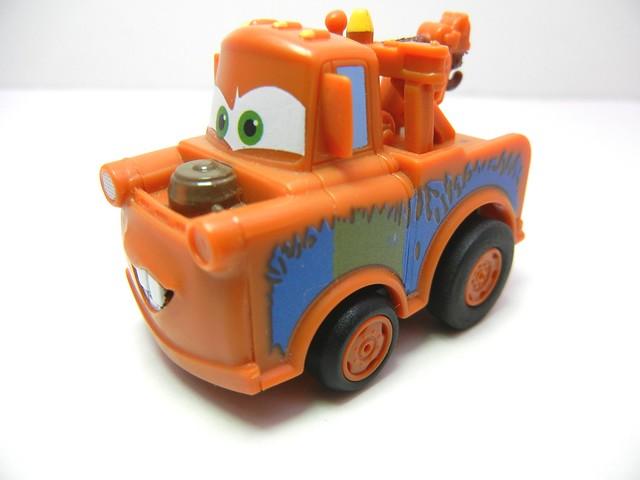 choro q disney cars 2  mater (2)
