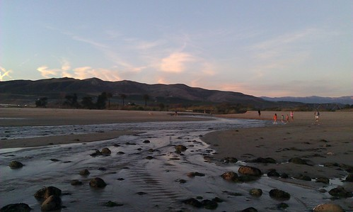 Ventura River Mouth 11-26-11