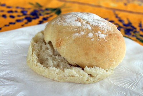 potato-buttermilk roll
