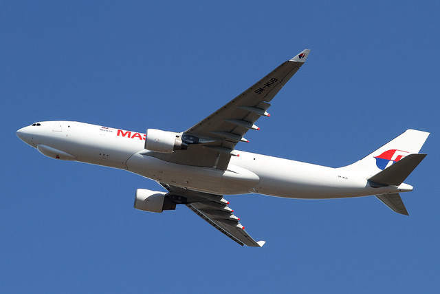 Malaysia Airlines A330-200F(9M-MUB)