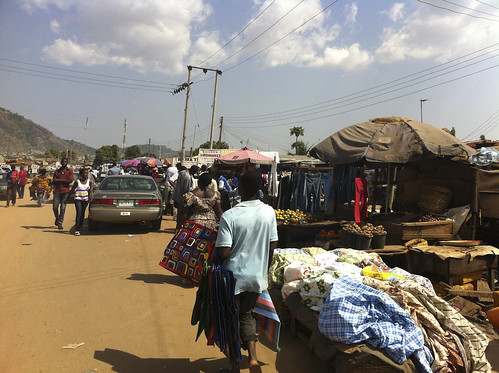 Dutsen Alhaji Market - FCT Abuja by Jujufilms