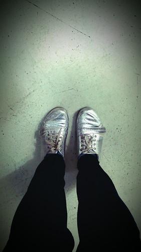 silvershoes