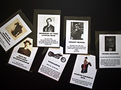 Lynch-mob card game for youth camp