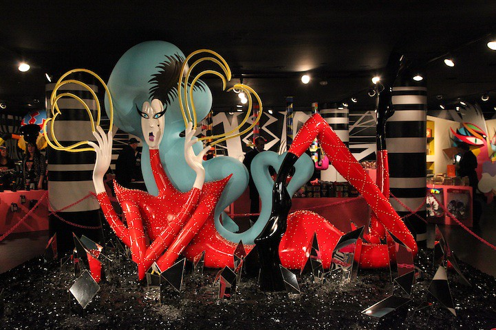 Gaga's Workshop (1)
