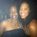 Joyce & Nikki @ Trevor Nelson's NYE Party