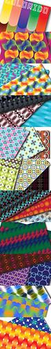 Colorfull Pattern Design by Gollinbursti