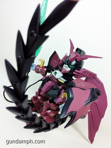 SD Gundam Online Capsule Fighter EPYON Toy Figure Unboxing Review (36)