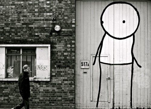 Black and White Stik