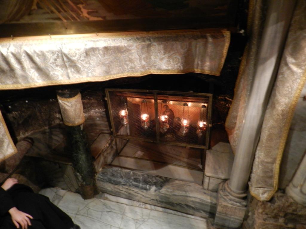 Belen portal Iglesia de la Natividad 04
