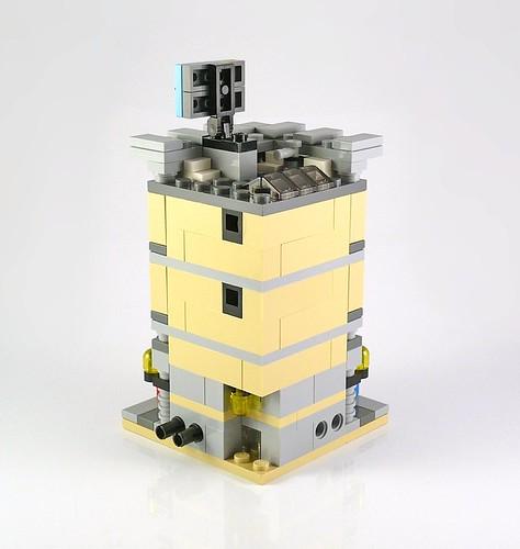 (mini) recenzja: 10230 Mini Modulars (Grand Emporium)