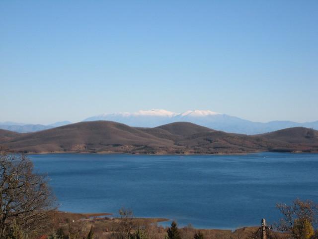 Plastiras' Lake
