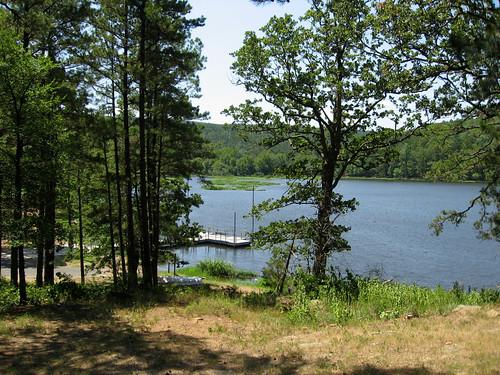 Park on Clayton Lake
