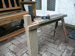peening bench