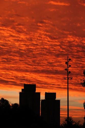 Redfern Sunset I