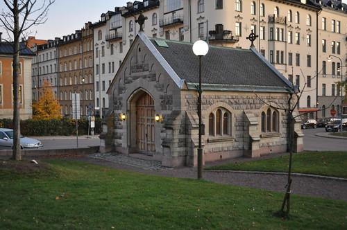 2011.11.10.350 - STOCKHOLM - Narvavägen - Oscarskyrkan