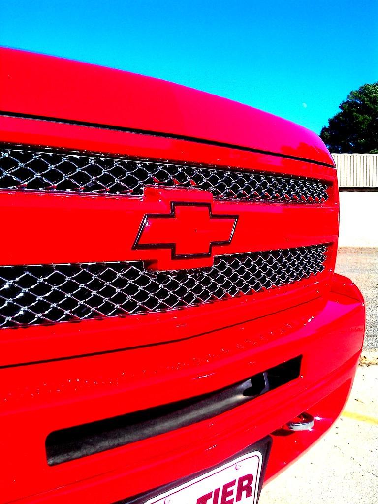 Painting Chrome Bumper : painting, chrome, bumper, Grill, Options, Truck, Forum