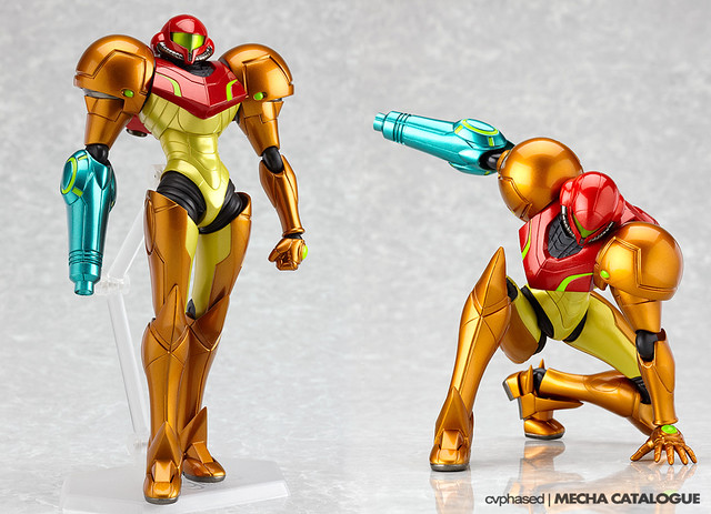 Figma Samus Aran (Varia Suit) from Metroid
