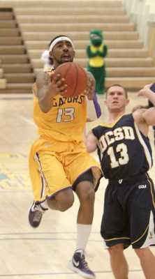 SFSU men's basketball