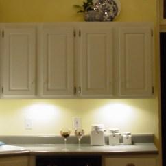 Wood Mode Kitchen Cabinets Custom Hoods Inexpensive Makeover: $30 Under Cabinet Lighting ...