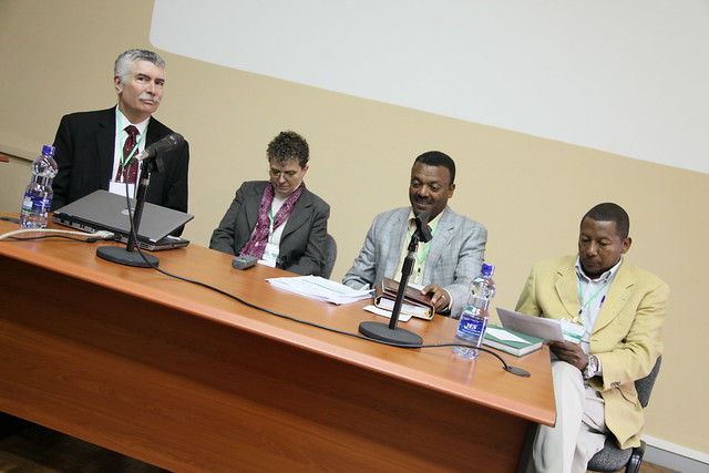 Opening remark by invited guests from USAID, MoA, Ethiopia and EIAR