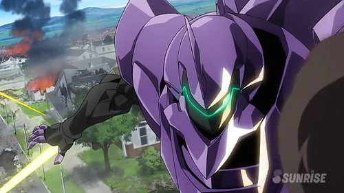 Gundam AGE Episode 16 The Gundam in the Stable Youtube Gundam PH (18)