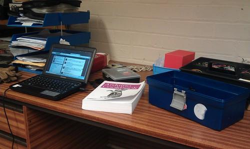 Blackpool LUG Meeting 04/02/2012