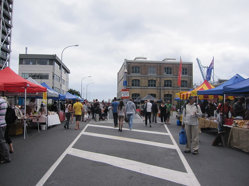 City's Farmers' Market