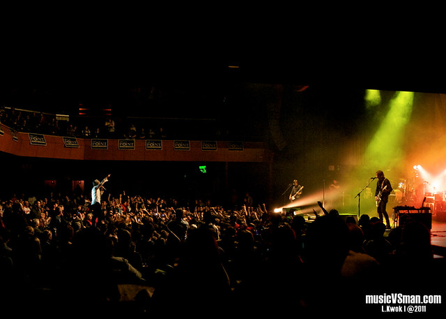 Switchfoot @ The Pageant
