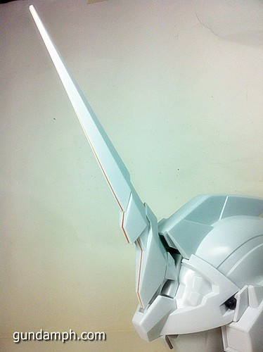 Banpresto Gundam Unicorn Head Display  Unboxing  Review (42)
