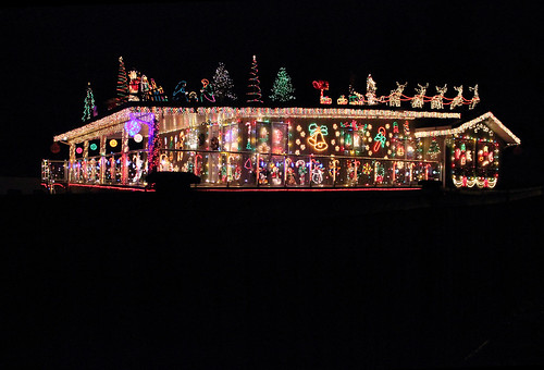 Christmas Light Tour