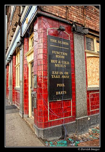 Albion Pub, Armley Road