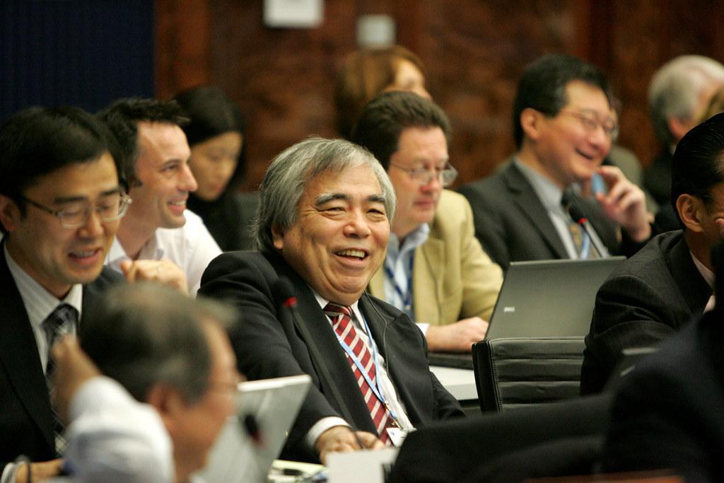 Delegates attending ITU-T meeting in January 2012
