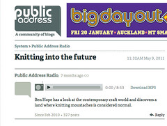 Public Address Radio - 2011