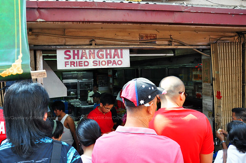 Fried Siopao for sale
