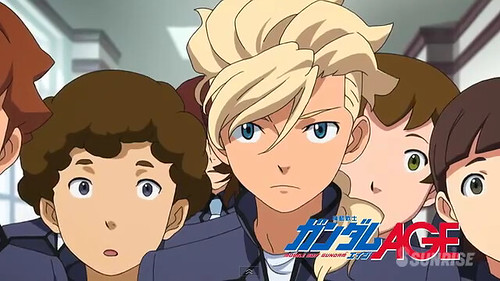Gundam AGE Episode 16 The Gundam in the Stable Youtube Gundam PH (3)