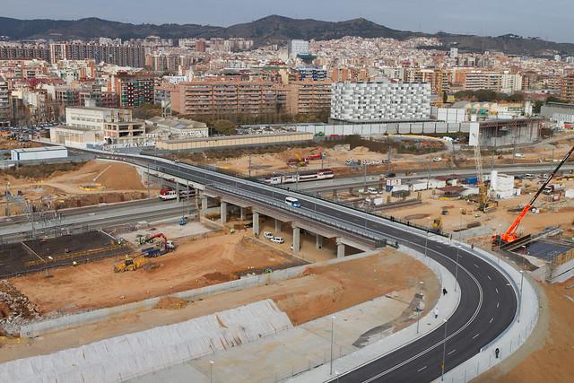 Nuevo puente del Trabajo - 8-02-12