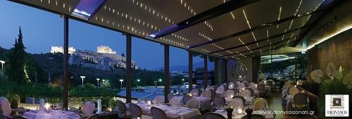 DIONYSOS restaurant under the acropolis