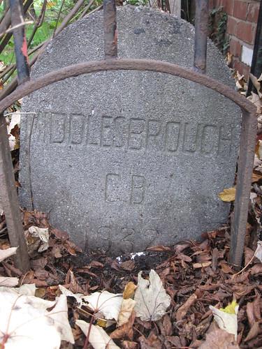 Boundary Stone, Marton