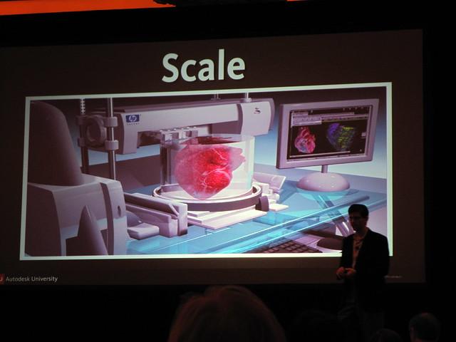3D printed organs?