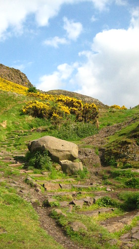 Down from Arthur's Seat