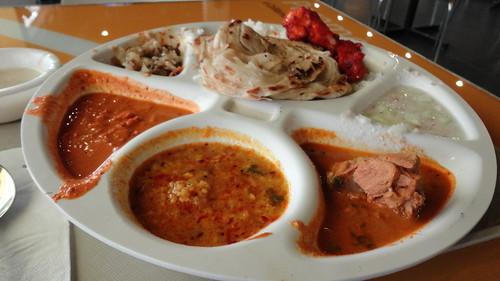 Non-veg jumbo thali