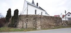 Trhový Štěpánov (okres Benešov), kostel