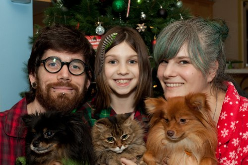 Official 2011 Family XMas Portrait