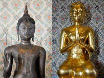 Bangkok- Templul lui Budha de aur