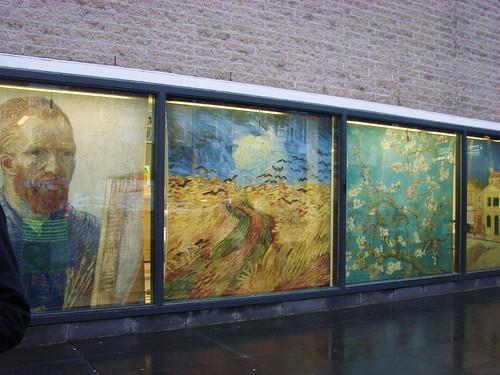 Van Gogh Museum Facade
