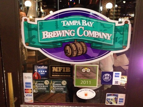 Tampa Brewing Logo