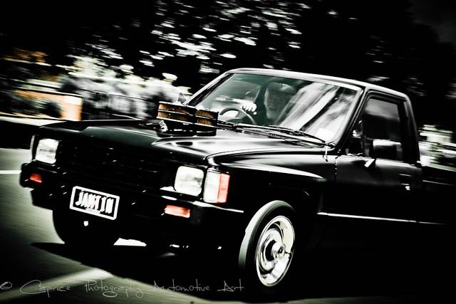 Australia day cruise 2012 Queenscliff car show
